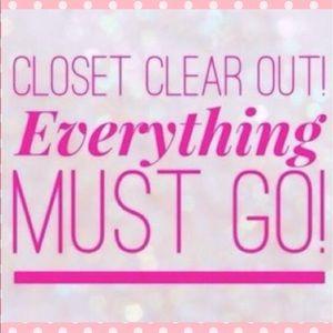 💥Closet Clear out Alert 🚨